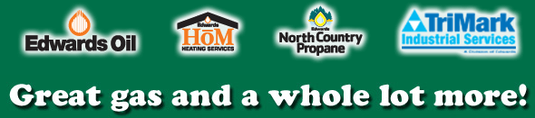 Edwards Oil, HoM Heating Services, North Country Propane & Trimark Services